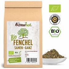 Bio Fenchelsamen 250g Fenchel als Gewürz oder Fencheltee natürlich vom-Achterhof