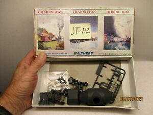 JT-112 Walthers Kit 932-3131 Hot Metal Car #58 (For parts only)