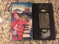 EL FISGON DEL HOTEL RARE VHS 1993 SPANISH MEXI ACTION RAFAEL INCLAN, POLO ORTIN