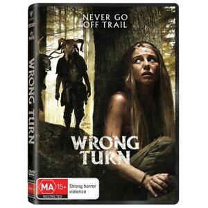 WRONG TURN - 2021 : NEW DVD