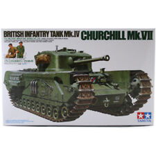 Tamiya Churchill Mk.VII Tank Model Set (Scale 1:35) 35210 NEW