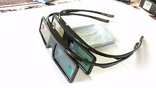 2X replacement SSG-5100GB TDG-BT500a active 3D Glasses for Samsung Sony TV hw48