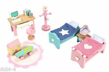 Le Toy Van ME061 - Puppenhaus Möbel - Daisylane Children´s Bedroom Kinderzimmer
