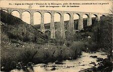 CPA  Ligne de l'Ouest - Viaduc de la Méaugon - prés Saint-Brieuc  (381846)