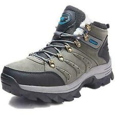 Winter Warm Ankle Boots US New Mens High Tops Sneakers Hiking Snow Warm Shoes sz