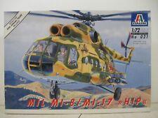 Italeri 1/72 MiL Mi-8/Mi-17 Hip Helicopter #021