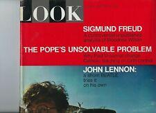 Look Magazine December 13, 1966 John Lennon