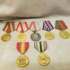 VINTAGE+SOVIET+RUSSIA+USSR+CCCP+ORDER+METAL+PIN+BADGE+MEDAL+MILITARY+LOT%287%29