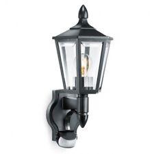 STEINEL L15 Outdoor Sensorlight Wall Lantern Light, in Black
