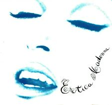 (CD) Madonna - Erotica - Bad Girl, Deeper And Deeper, Fever, Bye Bye Baby, Rain