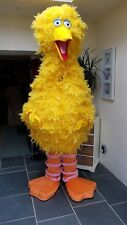 Big Bird lookalike Mascots Costumes for HIRE Children's party's Events UK