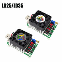 LD25/LD35 USB Intelligenter Schutz Einstellbare Konstantstrom Elektronische X1
