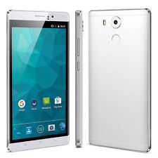 6 Inch Unlocked Android 5.1 Quad Core Two SIM Cell Smart Phone 3G GSM AT&T WHITE