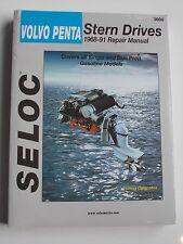 VOLVO PENTA SERVICE REPAIR MANUAL 1968 TO 1991 STERNDRIVE SELOC 3600