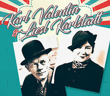 Livre AUDIO CD Karl valentin & Liesl Karlstadt