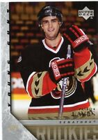 05-06 UPPER DECK YOUNG GUNS ROOKIE RC #458 PATRICK EAVES SENATORS *33238