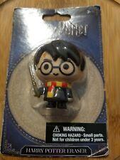 "NIP Harry Potter Eraser (Harry) 2"" Collectible Harry Potter item"