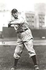 CY YOUNG 8X10 PHOTO CLEVELAND NAPS BASEBALL PICTURE MLB