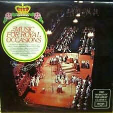 Various Classical(Vinyl LP)Music For Royal Occasions-Argo-SPA 500-UK-VG+/Ex