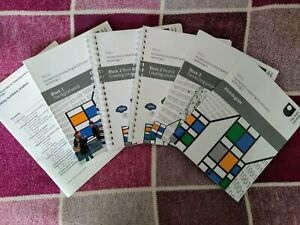 Open University OU - TM111 Introduction to Computing and IT 1 - textbook set VGC