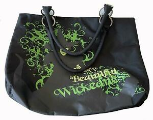 My Beautiful Wickedness Bag, Wizard of Oz, Turner Entertainment, Straps, Lined