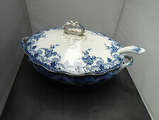Magnificent Early Victorian  Soup Tureen with Ladle