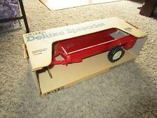 JI Case IH International Farmall Farm Toy Deluxe Manure Spreader NIB