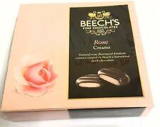 Beech's Chocolat Foncé Rose crèmes Boîte 90gm (lot de 3 boîtes)