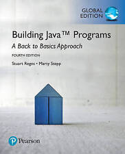 Building Java Programs: A Back to Basics Approach by Stuart Reges, Marty Stepp (Mixed media product, 2017)
