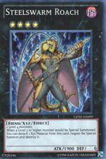 Stahlschar-Schabe - GENF-EN099 Generation Force (GENF) - Secret Rare EN NM