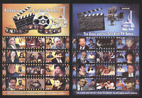 Iraq 2018 NEW MNH - TV Series, The Eagle & The City Eyes - Cplte set in 2 Sheets