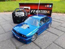 Tamiya 58541 BMW M3 Sport Evo E30 TT-01E RTR  NEU + OVP Jägermeister Fahrfertig!