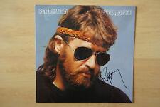 "Peter Maffay Autogramm signed LP-Cover ""Carambolage"" Vinyl"