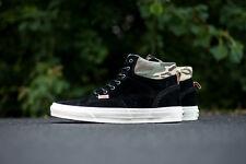 Vans Era Hi CA Pig Suede Black/Camo Men's Classic Skate Shoes Size 8