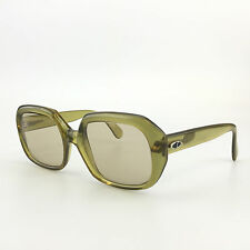 Christian Dior Sunglasses by Optyl Vintage Large Green Square Designer Shades