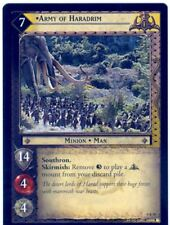 Lord Of The Rings CCG Card BohD 5.R70 Army Of Haradrim
