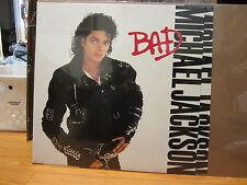 Vintage Michael jackson 1987 BAD poster NICE  10727