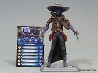 STAR WARS CAD BANE CLONE COLLECTION BOUNTY HUNTER CW42 TCW SOTDS LOOSE