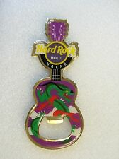 MACAU HOTEL,Hard Rock Cafe,Bottle Opener Magnet  Pin Craft Dragon