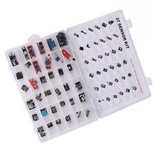Ultimate 37 In 1 Sensor Modules Kit For Arduino Amp Mcu Education User Free Case