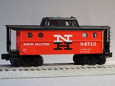 Lionel NY NH Hartford 2 Bay Hopper Car O Gauge Train Haven 6-84709-h