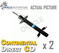 2 x CONTINENTAL DIRECT FRONT SHOCK ABSORBERS STRUTS SHOCKERS OE QUALITY GS3161F