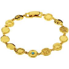Gorjana Cruz Mixed Coin Gold Bracelet 19520467G