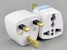 GOCA Universal 3 pin AC Power Plug Adapter Travel Converter Australia UK/US/EU