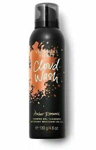 Victoria's Secret AMBER ROMANCE Cloud Wash Foaming Gel Cleanser 4.6 oz New