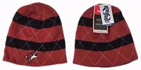 Phoenix Coyotes NHL Reversible RBK Winter Fitted Knit Skully Cap Beanie Hat NWT