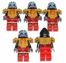 Lego Lot of 5 New Gorzan Fire Chi Legends of Chima Minifigures Monkey People