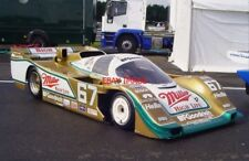 PHOTO  SILVERSTONE 07 1988/89 PORSCHE 962 CHASSIS NUMBER: 962-108 CO2 MILLER HIG