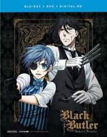 Black Butler: Book of the Atlantic The Movie (DVD,2018)