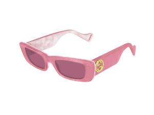 Occhiali da Sole Gucci GG0516S rosa 003 Autentici